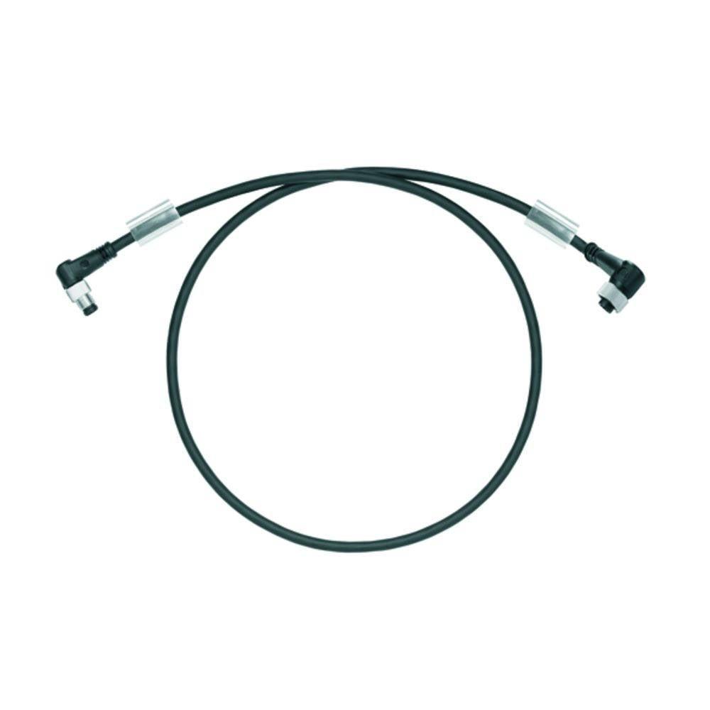 Povezovalni kabel SAIL-M8WM12W-3-2.5U Weidmüller vsebuje: 1 kos