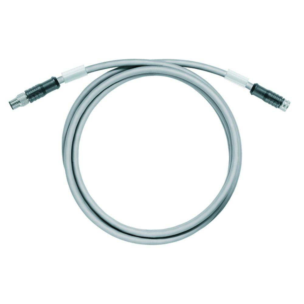 Sensor- /aktor- -datastikforbindelse, konfektioneret Weidmüller SAIL-M8GM8G-4S-15Q-SB 1 stk