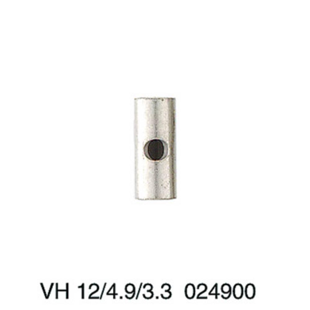 forbindelsesmuffe VH 13.5/4.9/3.3 SAK4 0248500000 Weidmüller 100 stk