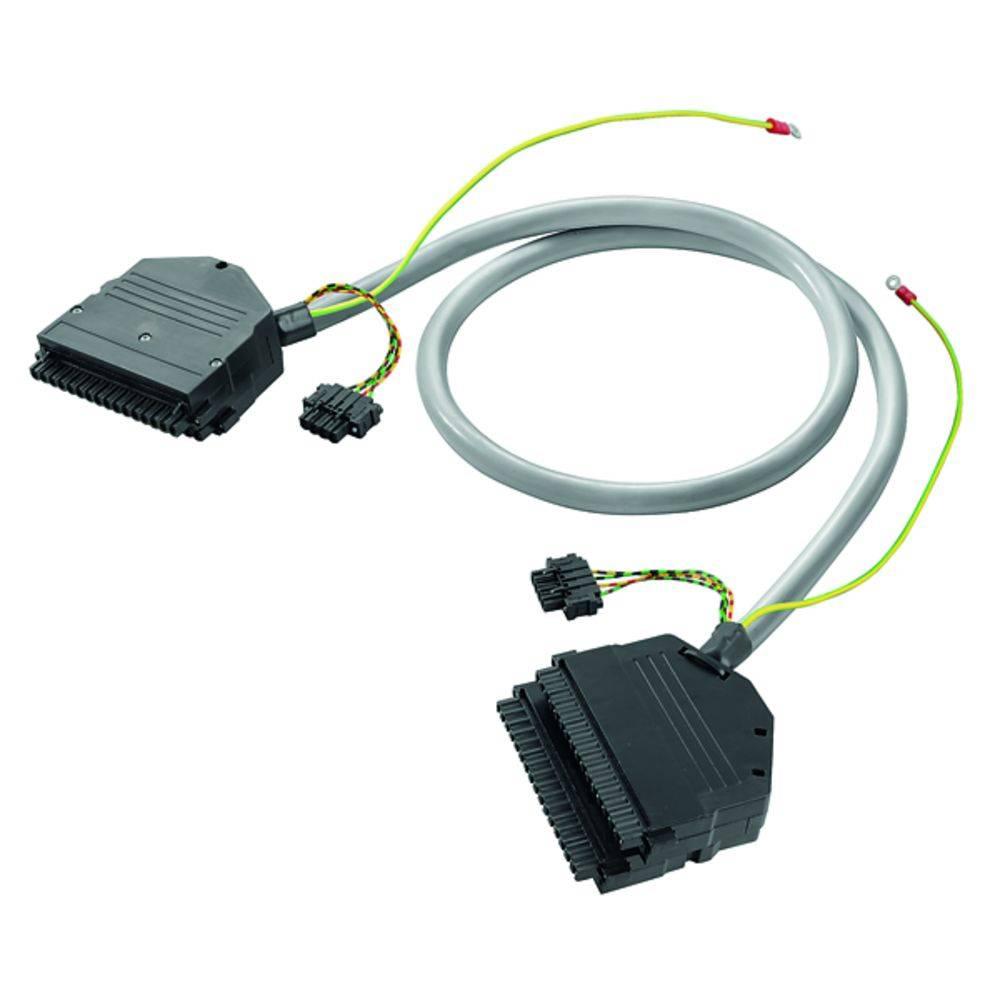 Sestavljeni podatkovni kabel PAC-UNIV-HE20-S25-1M Weidmüller vsebina: 1 kos