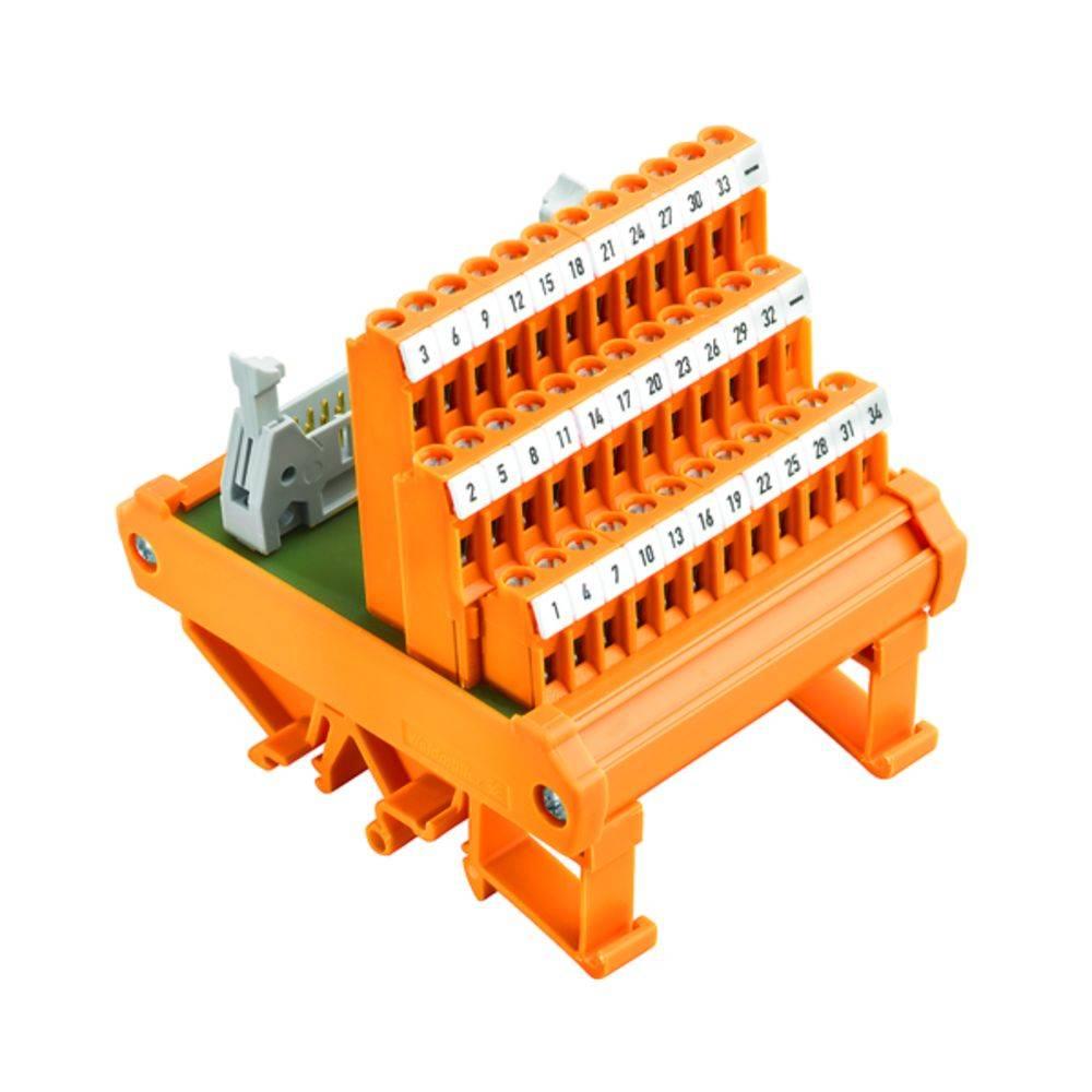 Prenosni element RS F60 LP3R 3/63 Weidmüller vsebina: 1 kos