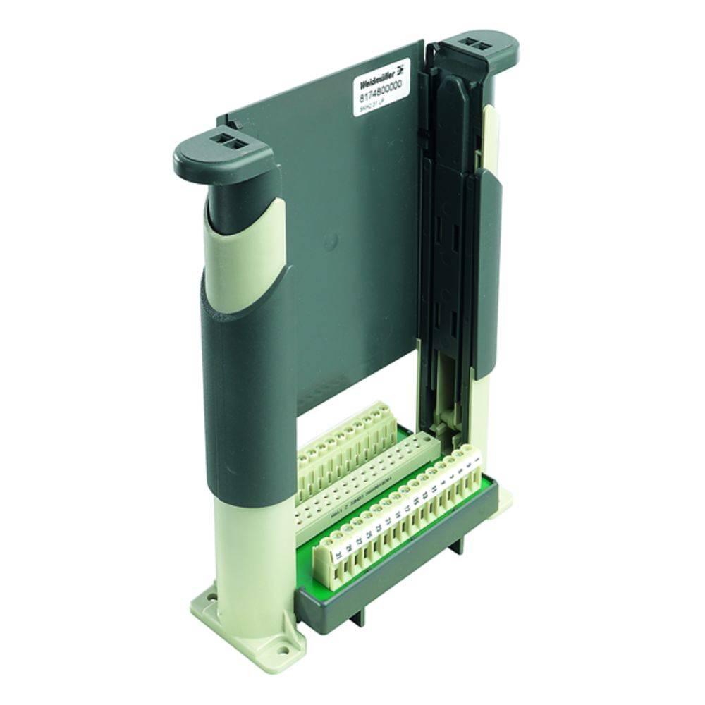 Stikkortholder (L x B x H) 60.7 x 160 x 192.5 mm Weidmüller SKH2 31 LP 1 stk