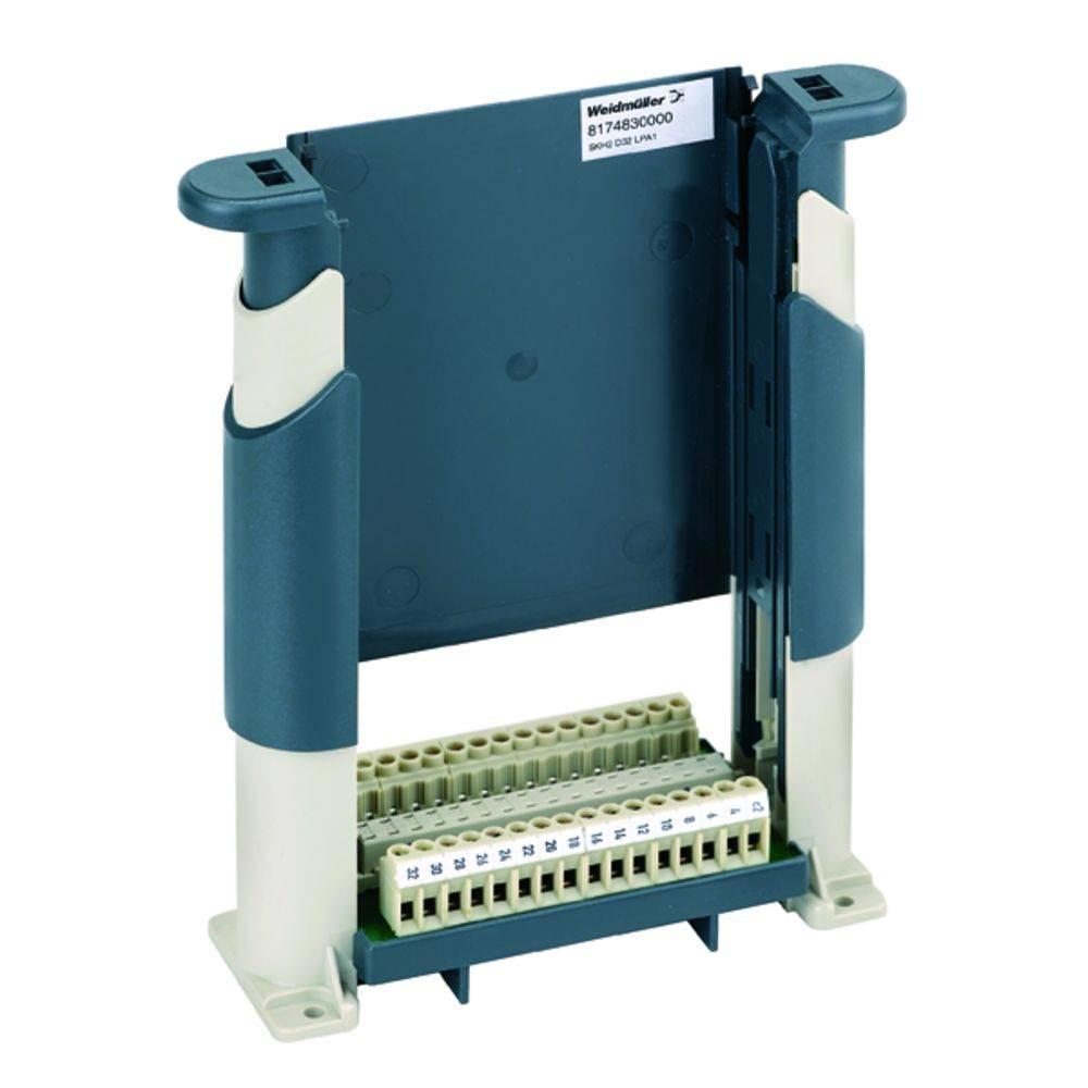 Stikkortholder (L x B x H) 55 x 160 x 192.5 mm Weidmüller SKH2 D32 LP 1 stk