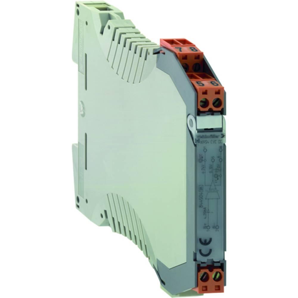 Signalni pretvornik/razdelilnik WAS4 CCC DC 4-20/0-20MA kataloška številka 8445010000 Weidmüller vsebuje: 1 kos