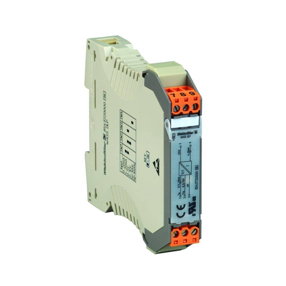 Signalni pretvornik/razdelilnik WAS5 OLP kataloška številka 8543720000 Weidmüller vsebuje: 1 kos