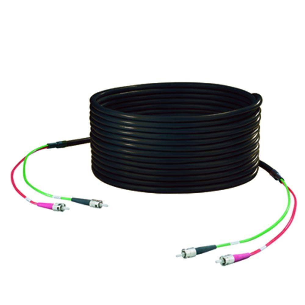 Optični priključni kabel [1x ST vtič - 1x ST vtič] 50/125µ Multimode OM2 10 m Weidmüller
