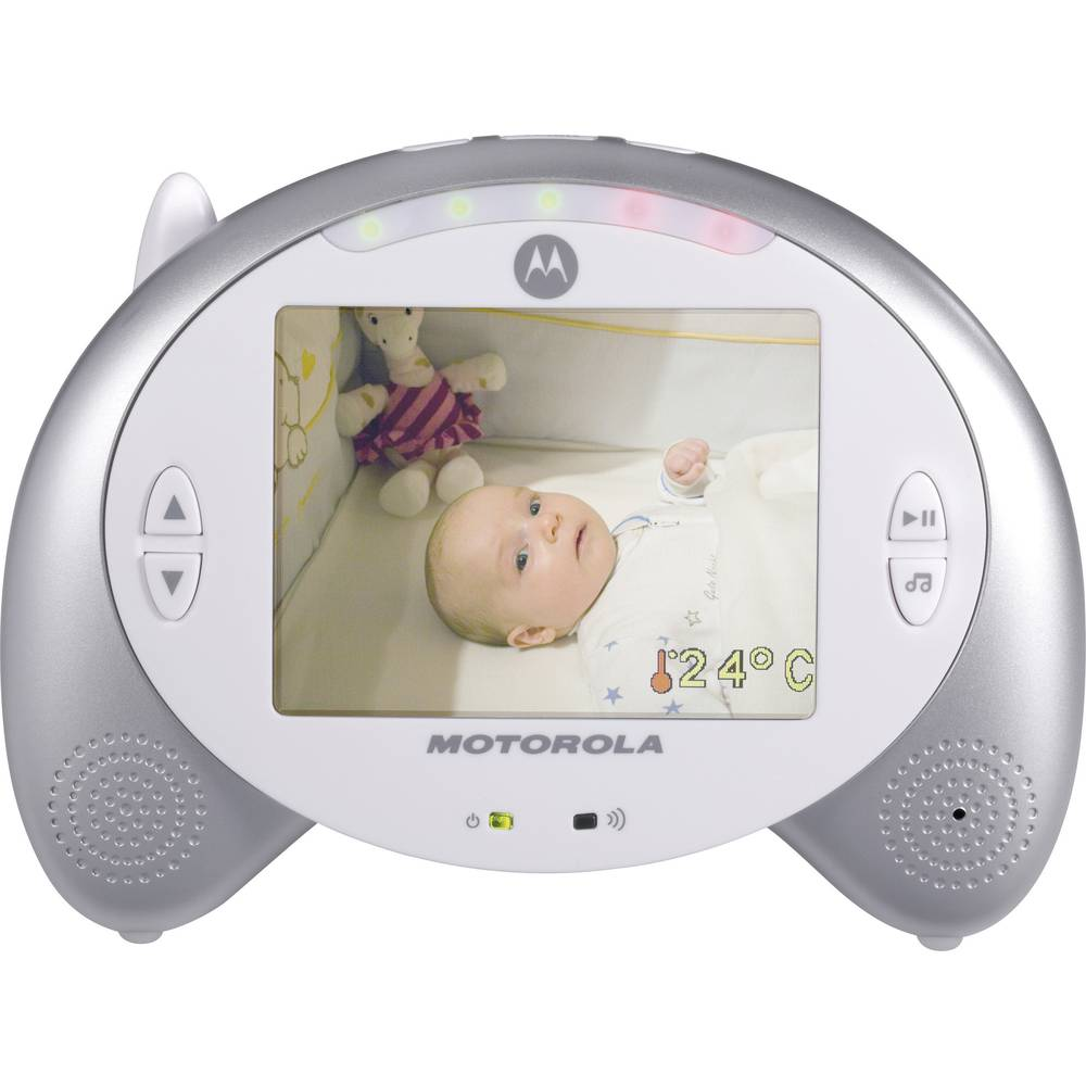 Motorola Baby monitor incl. camera 92666 Frequency 2400
