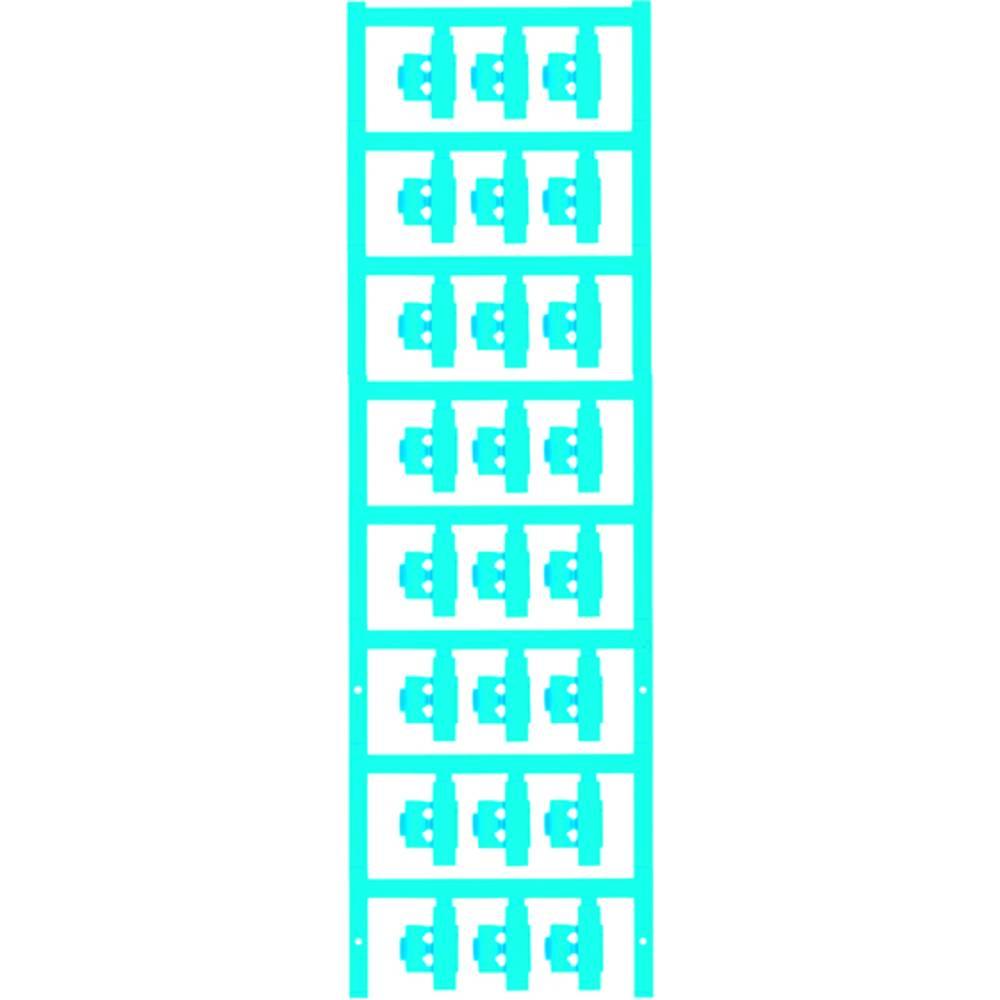 Markeringsophæng Weidmüller SFC 2/21 NEUTRAL BL 1805770000 120 stk Antal markører 120 Atolblå