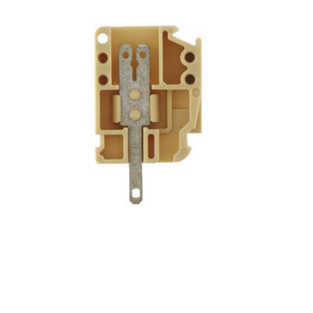 Single- og multi-polede klemrækker MK 3/3 B 412 1784480000 Weidmüller 50 stk