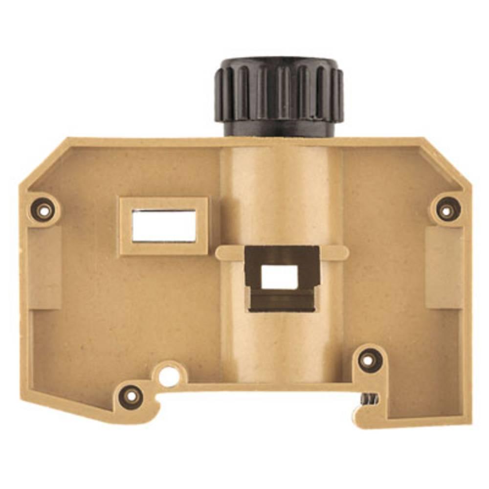 Fina varovalka ( x D) 70 mm x 72 mm 10 A Weidmüller E 16/10A RT TNDZ vsebuje 25 kosov