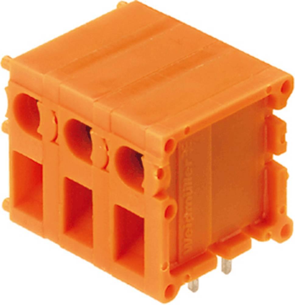 Skrueklemmeblok Weidmüller TOP1.5GS11/90 7 2STI OR 2.50 mm² Poltal 11 Orange 20 stk