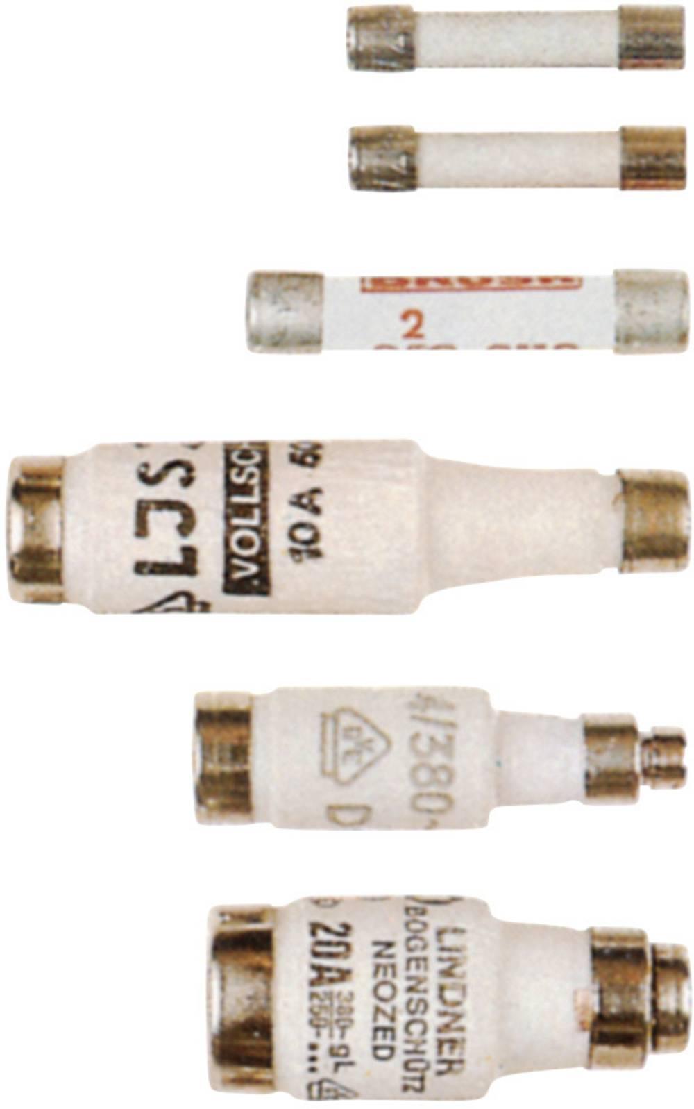 Fina varovalka ( x D) 25 mm x 50 mm 1 A Weidmüller G 25/1.00A/M RT vsebuje 10 kosov
