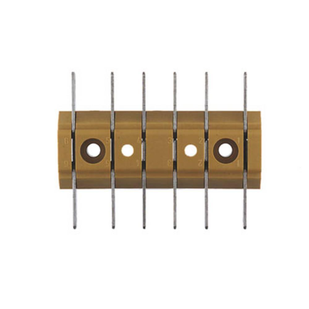 Multi-polet klemrække Weidmüller MF 1/6 2X6.3/2.8 0479720000 100 stk