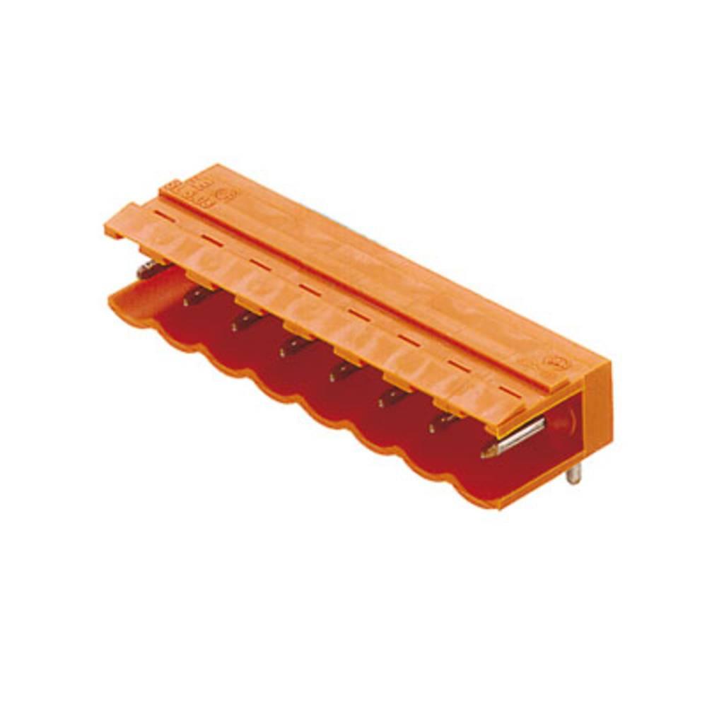 Pinski konektor (standarden) Weidmüller 1509060000, mere: 5.08 mm 50 kosov
