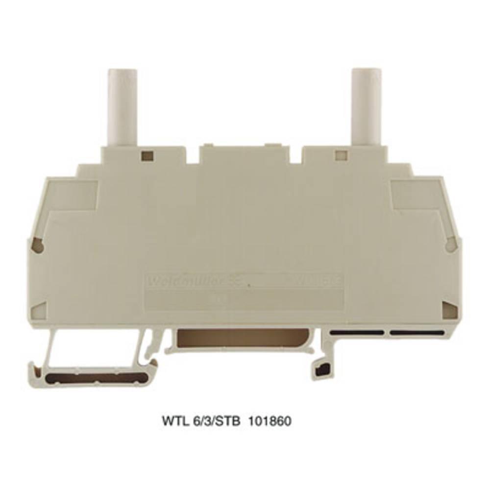 Test-afbryde terminal Weidmüller WTL 6/1 BL 1016780000 50 stk
