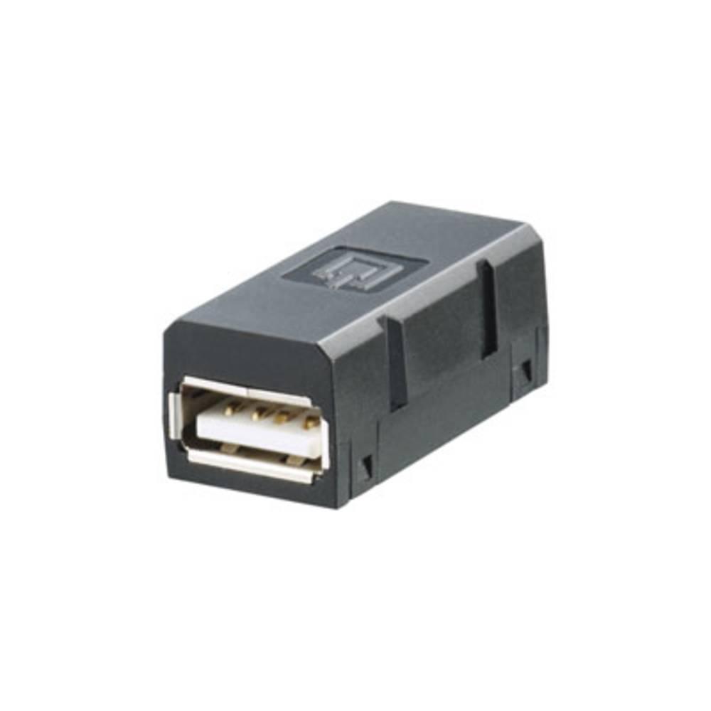 Sensor-, aktuator-stik, Weidmüller IE-BI-USB-A 10 stk