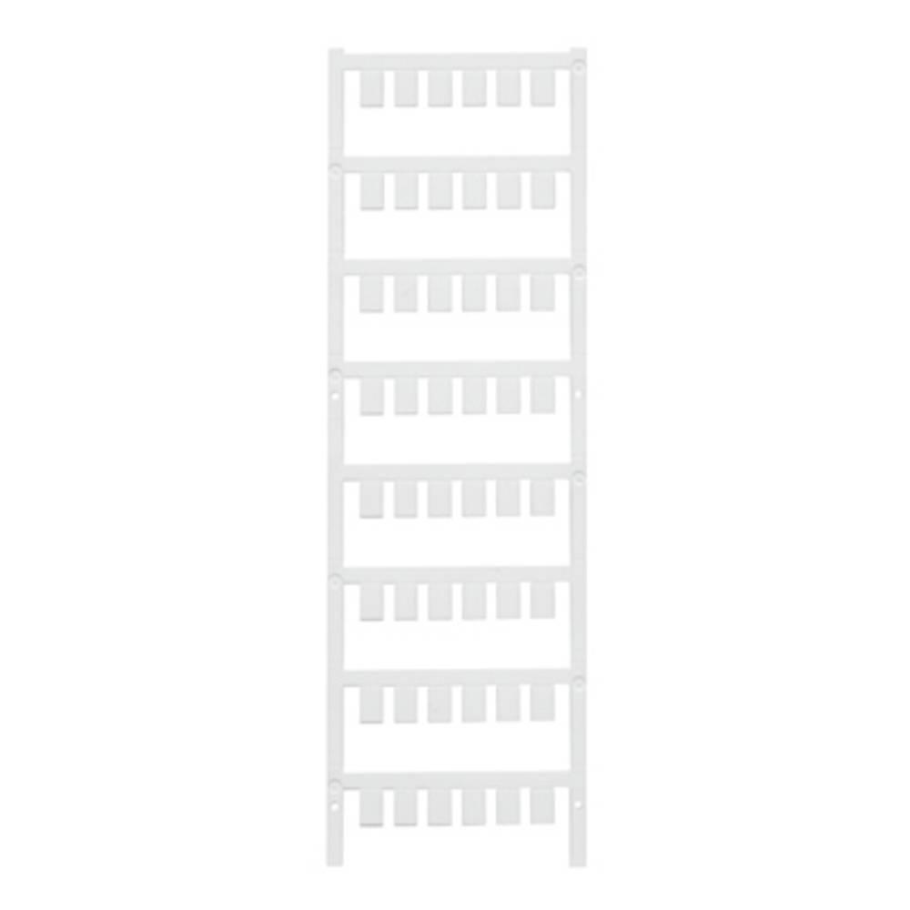 Makering af apparater Weidmüller ESG X20 10/7 MC NE WS 1026550000 240 stk Antal markører 240 Hvid