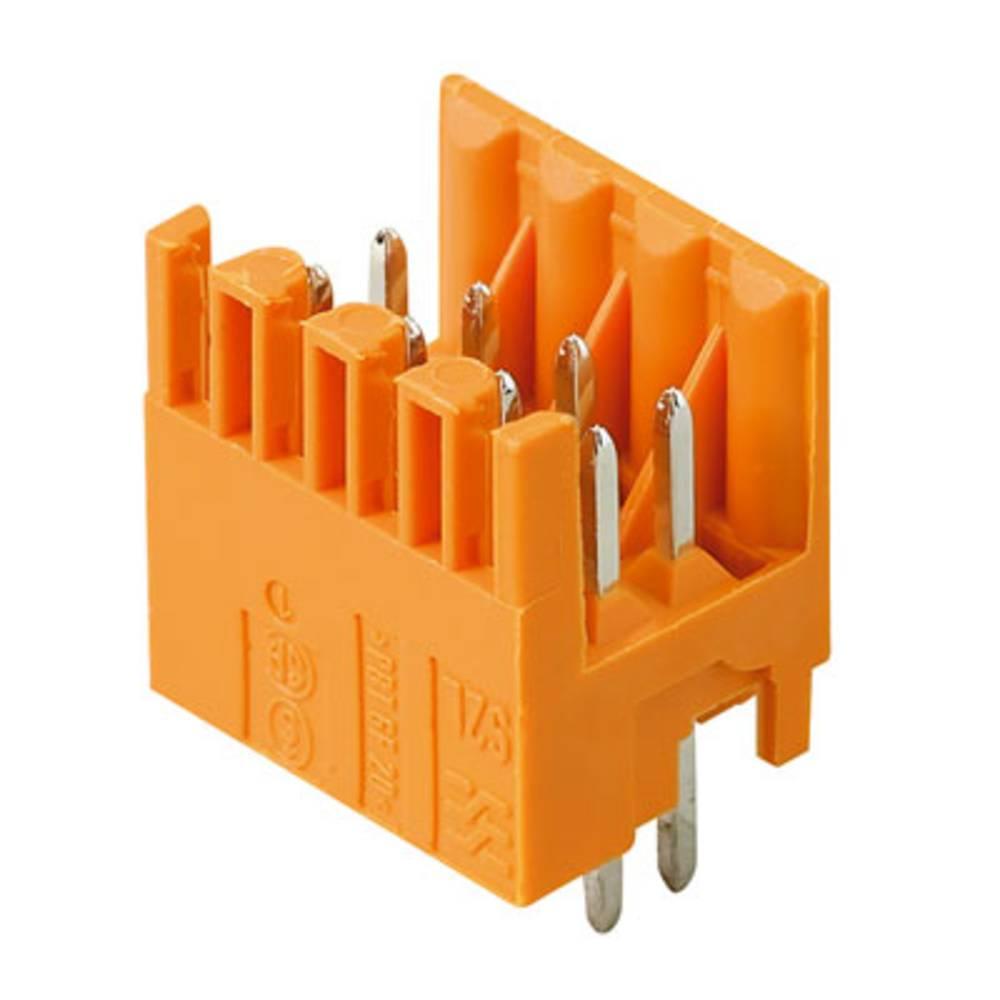 Vtični konektor za tiskana vezja črne barve Weidmüller 1 097 330 000 vsebuje: 175 kosov