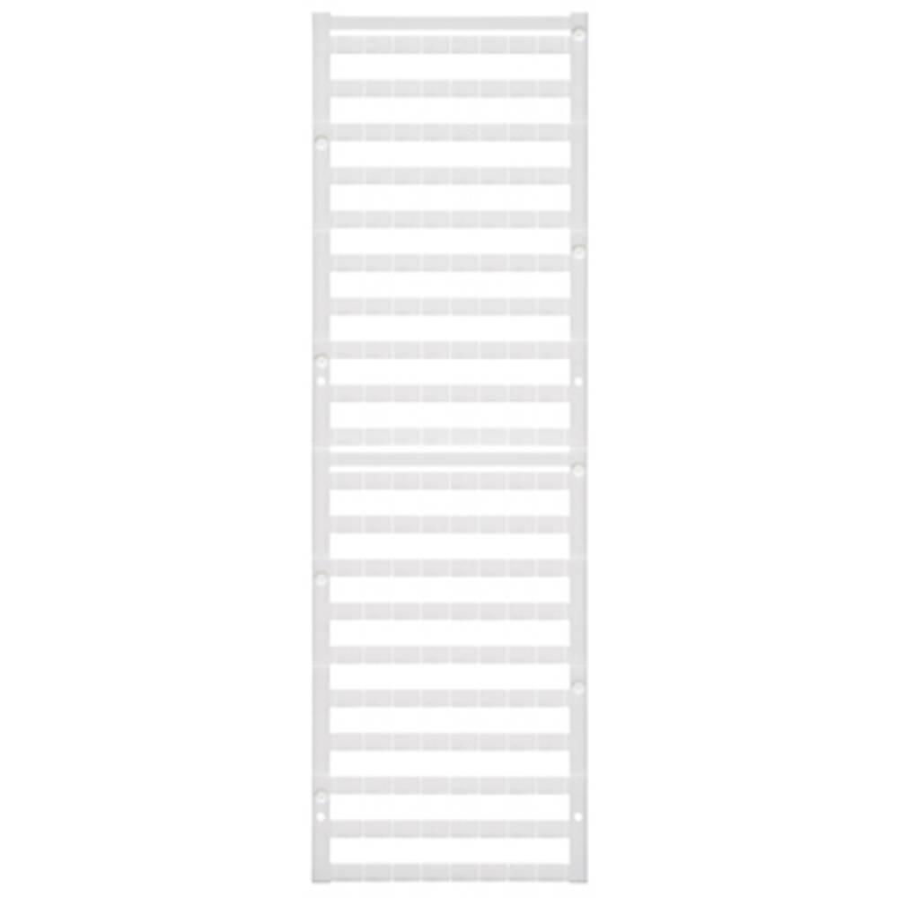 Enhed markører MultiCard DEK 5/8 PLUS MC NE WS 1046350000 Hvid Weidmüller 800 stk