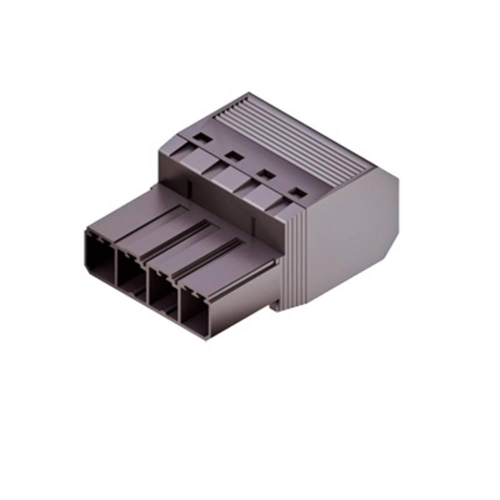Stiftkabinet-kabel Samlet antal poler 6 Weidmüller 1060880000 Rastermål: 7.62 mm 30 stk