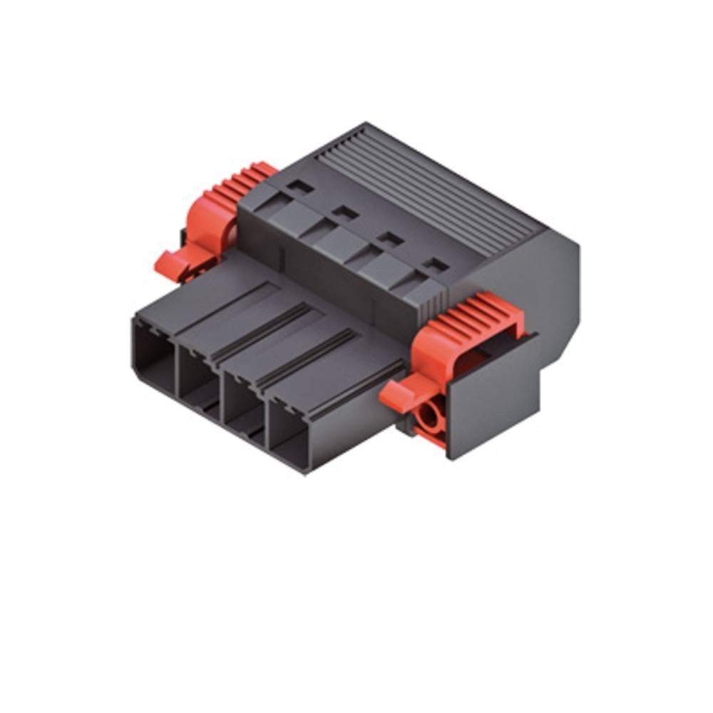 Tilslutningskabinet-kabel Samlet antal poler 1 Weidmüller 1124790000 25 stk