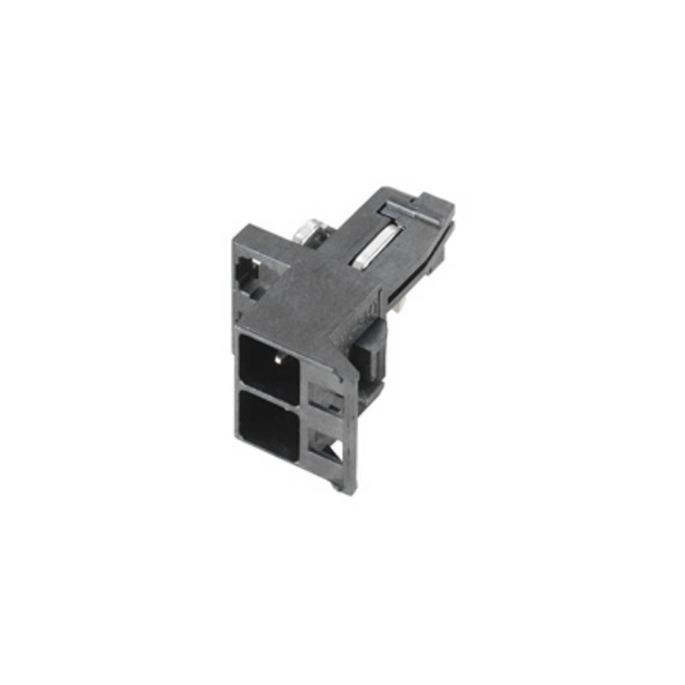 Weidmüller Vtični konektor za tiskana vezja (D x Š x V) 22 x 10.4 x 14.4 mm