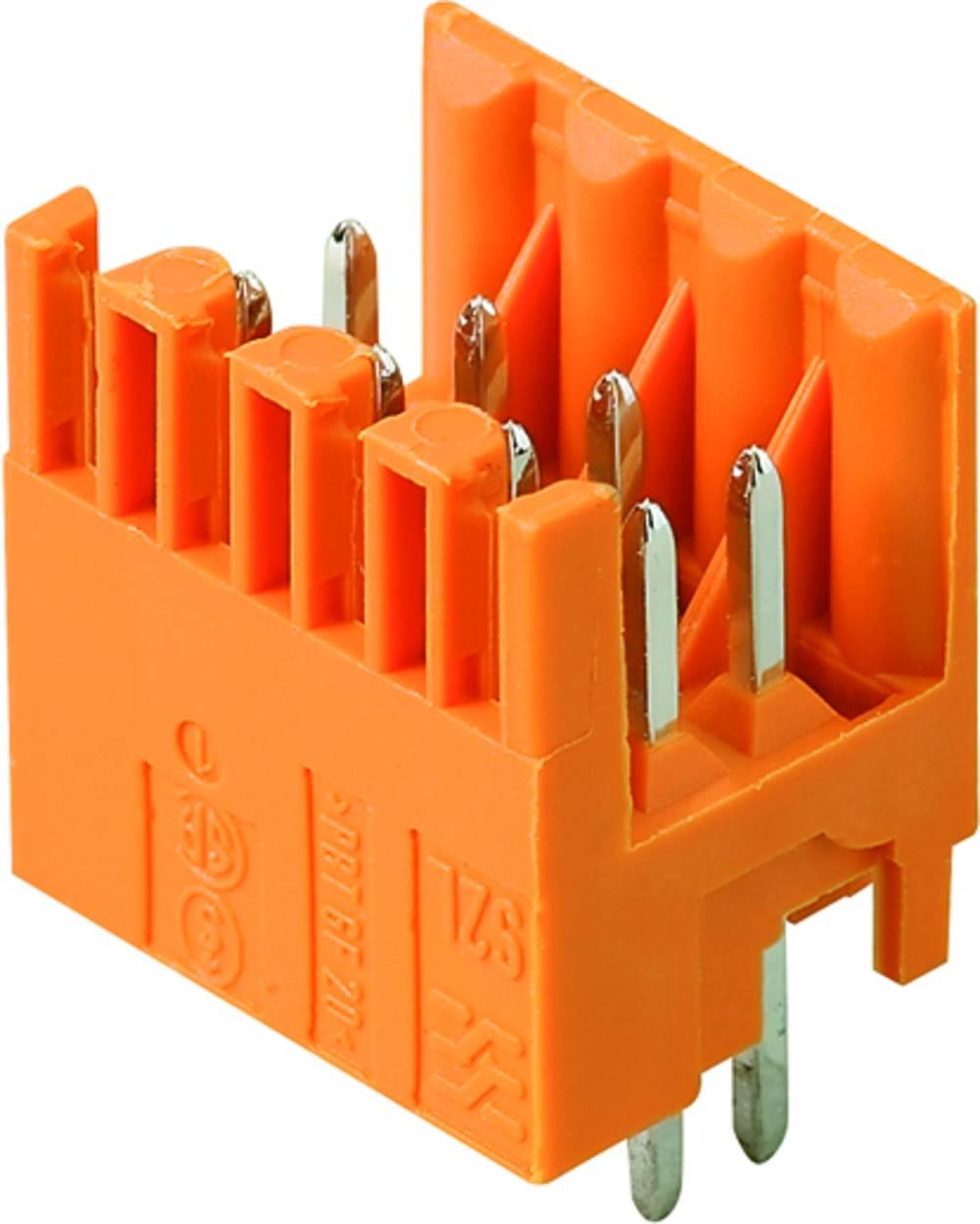 Stiftkabinet-printplade B2L/S2L Samlet antal poler 12 Weidmüller 1807810000 Rastermål: 3.50 mm 175 stk