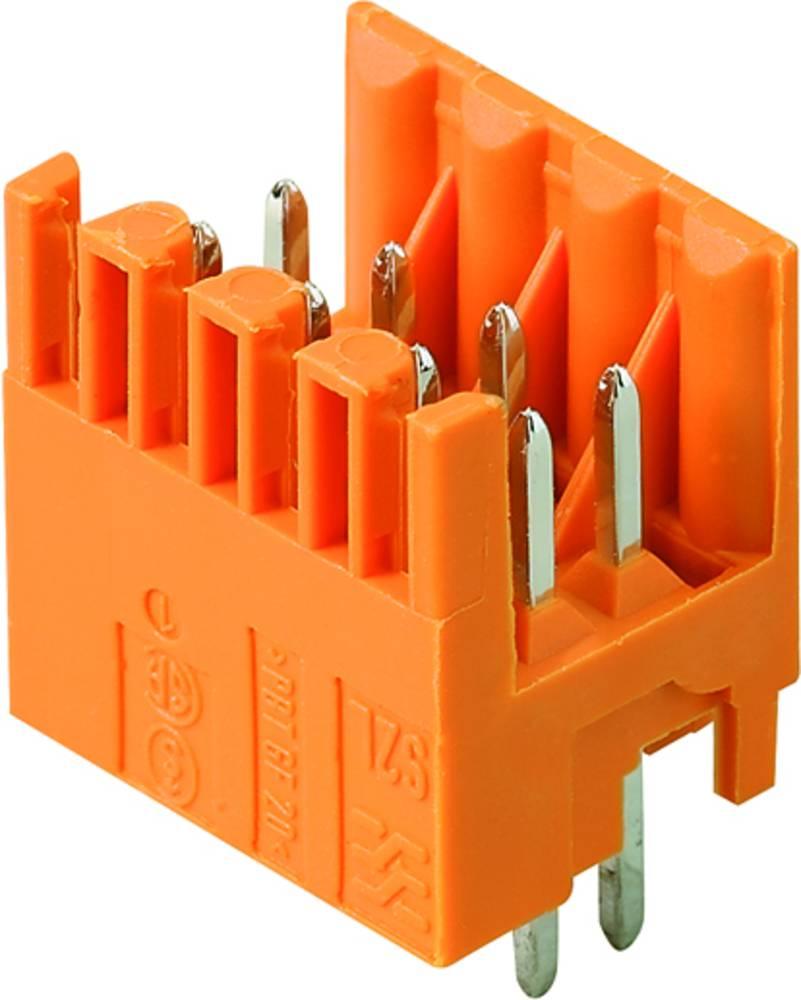 Vtični konektor za tiskana vezja črne barve Weidmüller 1807840000 vsebuje: 175 kosov