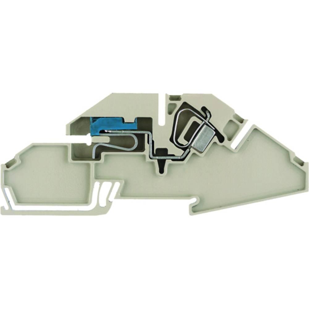Nulleder modulopbygget terminal Weidmüller ZNT 6 S 1808320000 50 stk