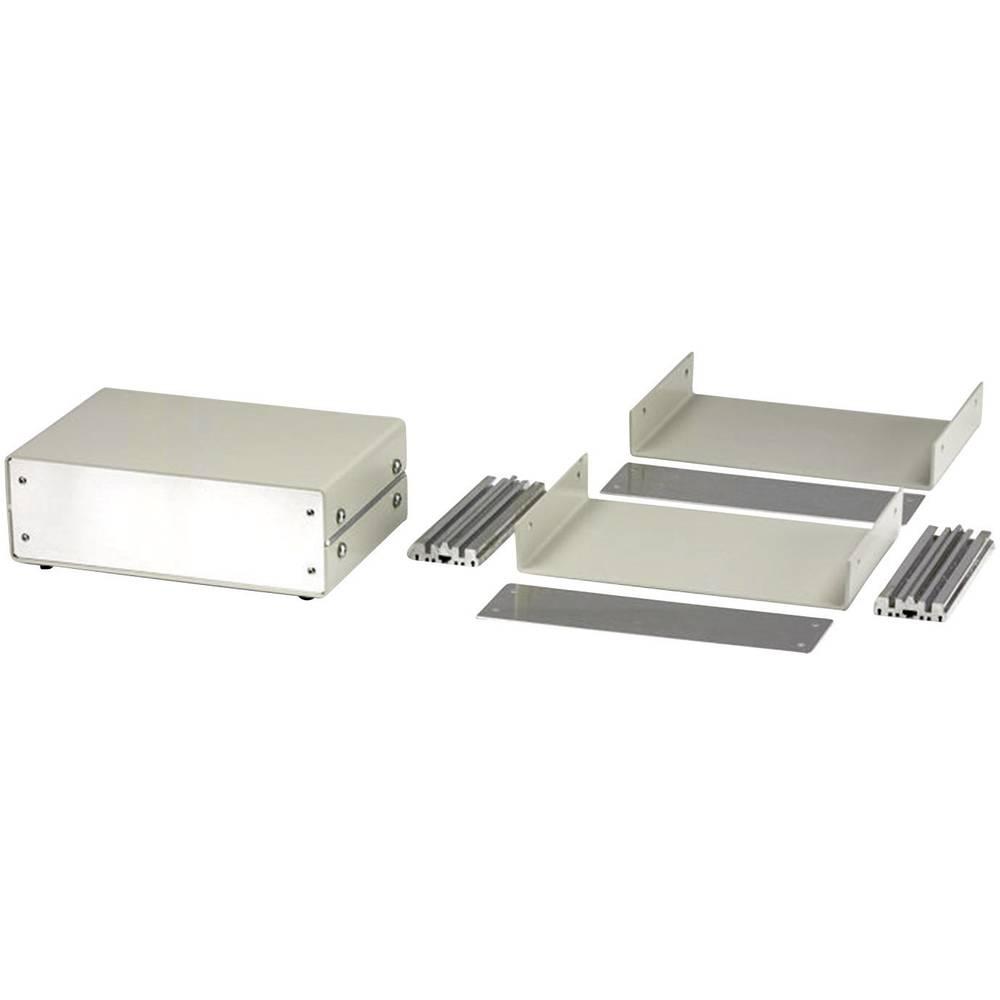 Instrumentkabinet 244 x 254 x 99 Stål Grå Hammond Electronics 1402KV 1 stk