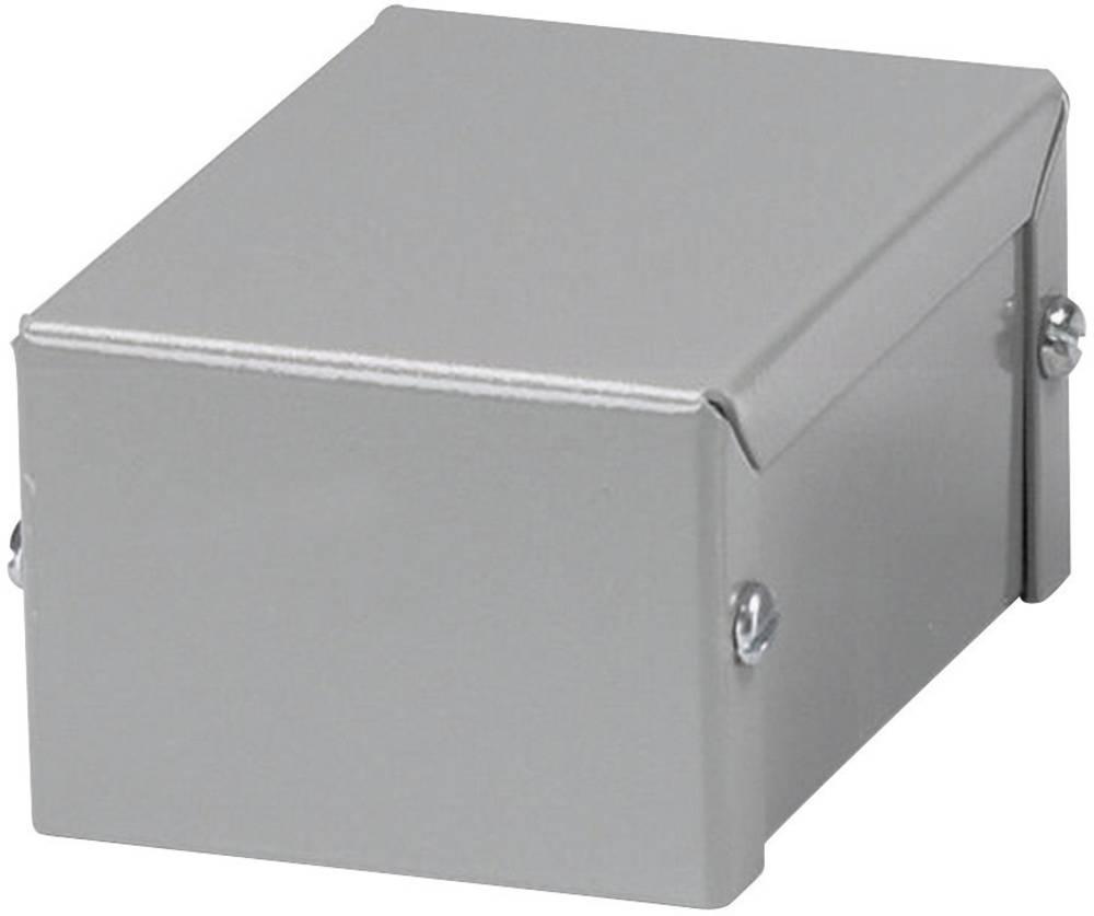 Instrumentkabinet 127 x 76 x 56 Aluminium Grå Hammond Electronics 1411N 1 stk