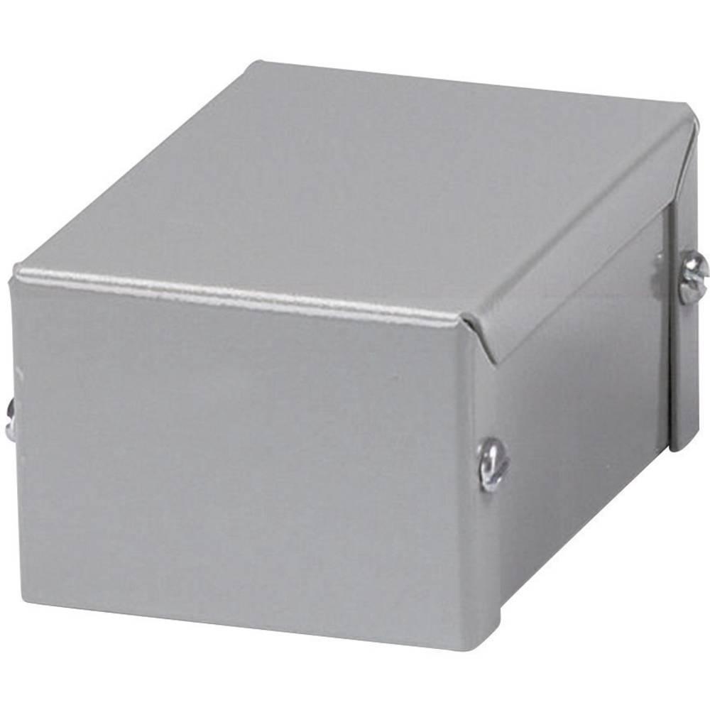 Instrumentkabinet 254 x 152 x 51 Stål Grå Hammond Electronics 1412TT 1 stk