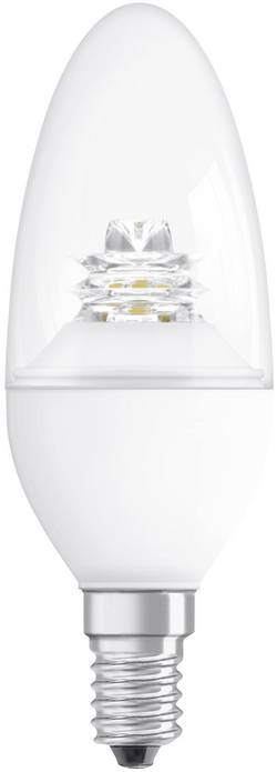 LED Kronljus E14 OSRAM dimbar 3.8 W 250 lm A+ Varmvit 1 st