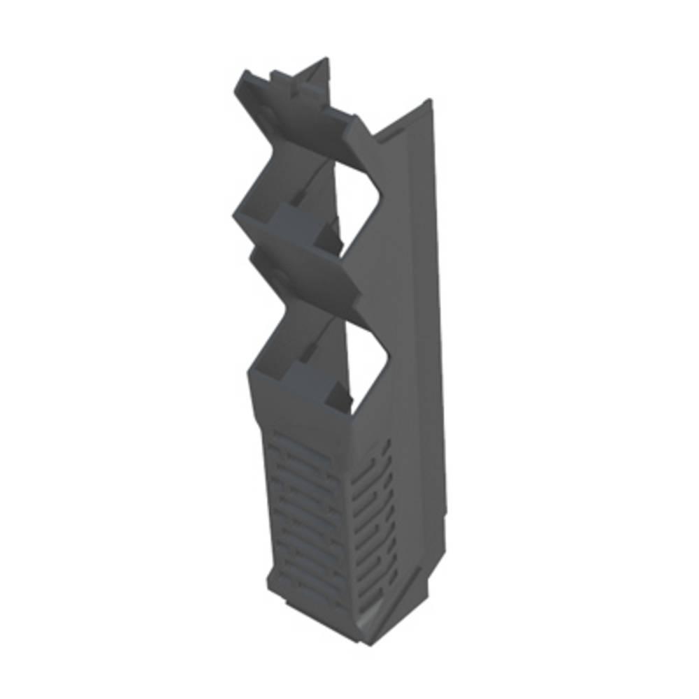 DIN-skinnekabinet sidedel Weidmüller CH20M22 S PPSC GGY 105.49 x 22.5 x 22.83 10 stk