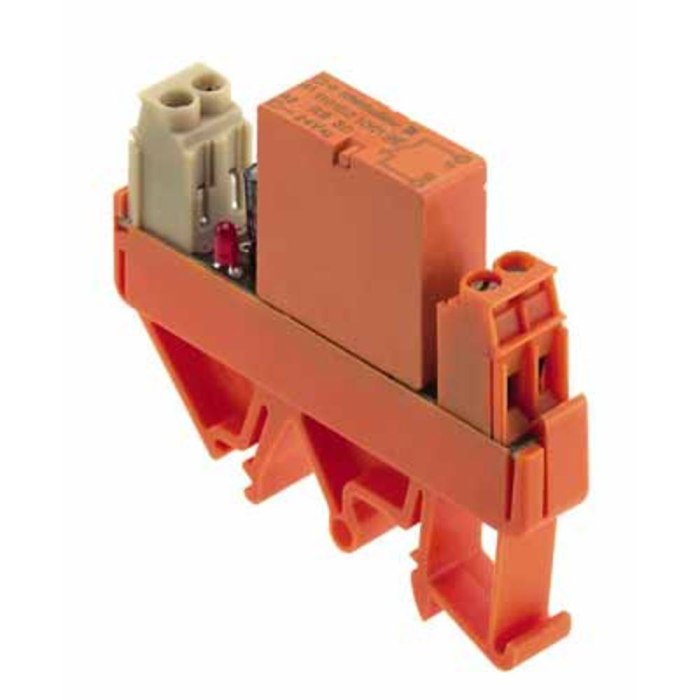Tiskano vezje za rele 10 kosov Weidmüller RS 30 24VDC LD LP 1A 1 x delovni kontakt