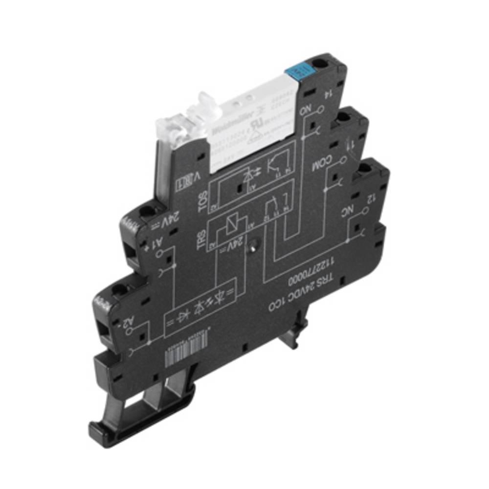 Relejska spojka Weidmüller TRS 5VDC 1CO AU 1122980000