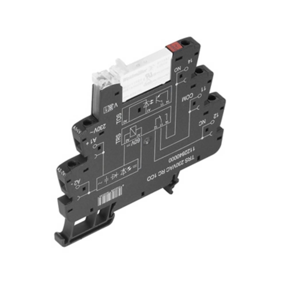 Relejska spojka Weidmüller TRS 230VAC RC 1CO 1122840000