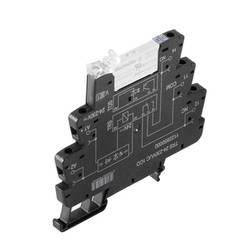 Koblingsrelæ 10 stk 230 V/DC, 230 V/AC, 24 V/DC, 24 V/AC 6 A 1 x skiftekontakt Weidmüller TRS 24-230VUC 1CO