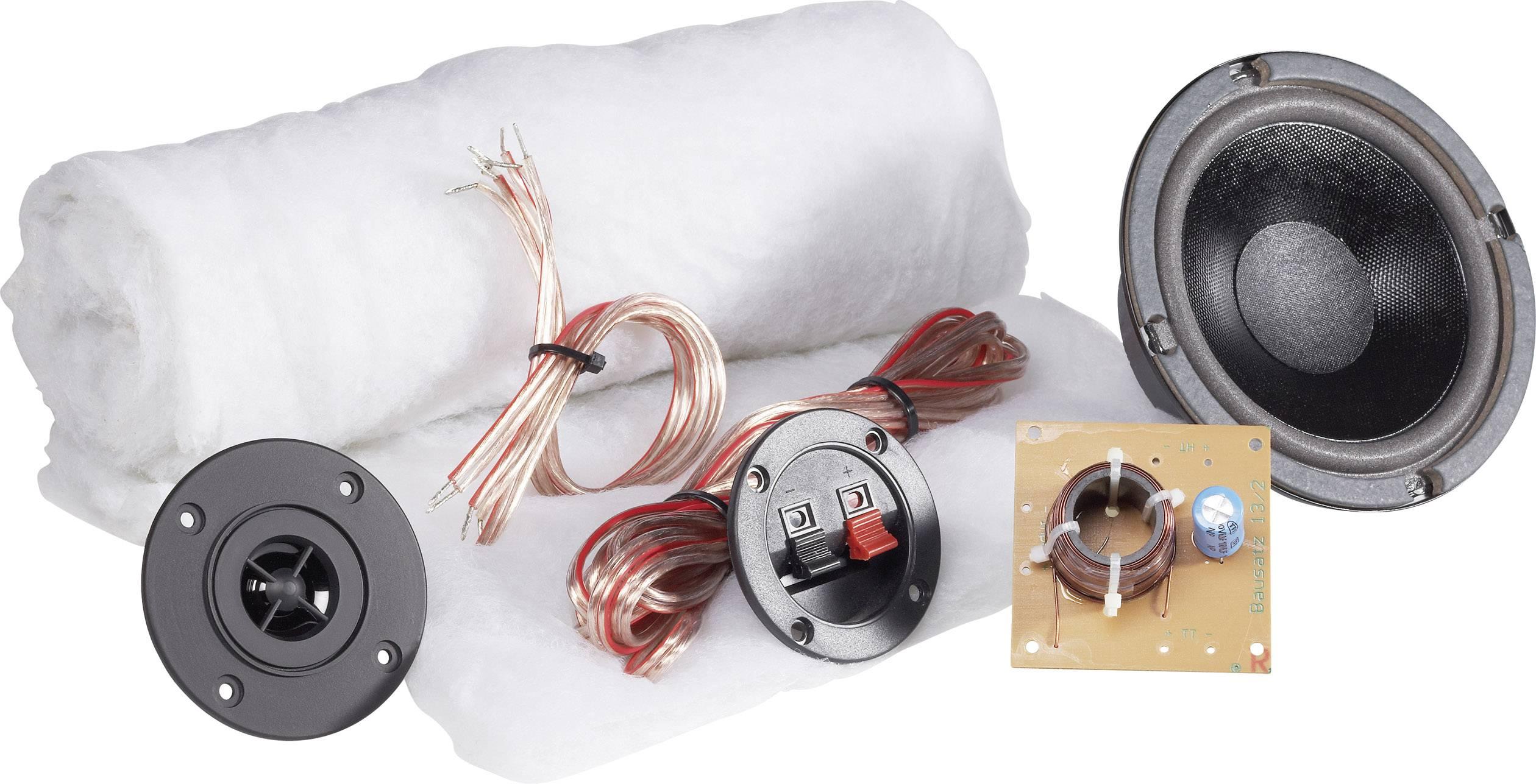 SpeaKa Professional Kit 1 2-way speaker assembly kit incl