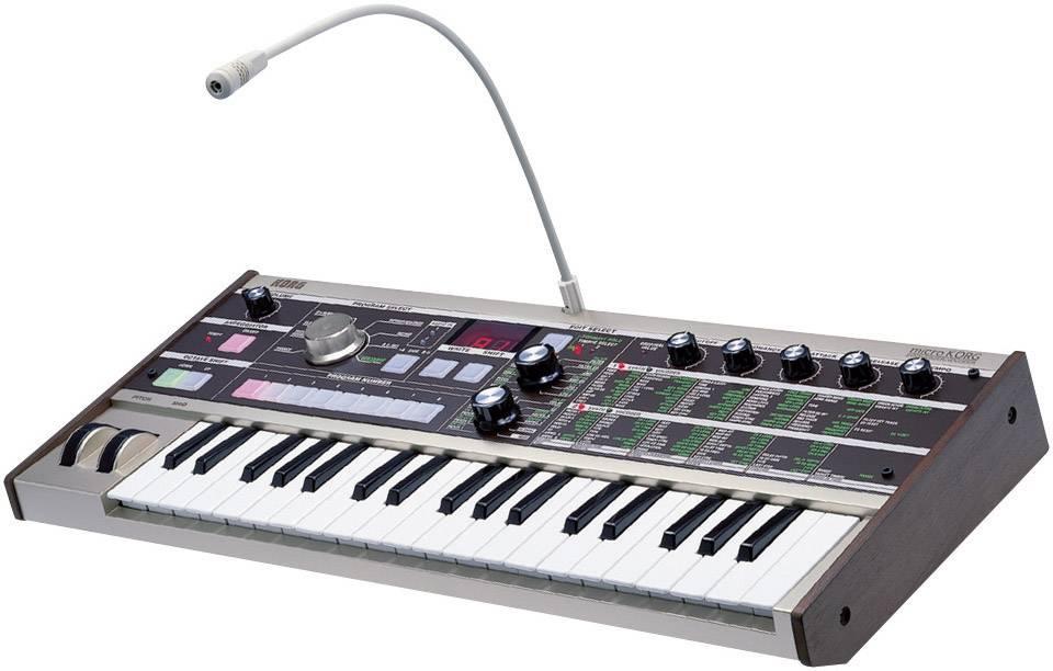 korg microkorg synthesizer. Black Bedroom Furniture Sets. Home Design Ideas