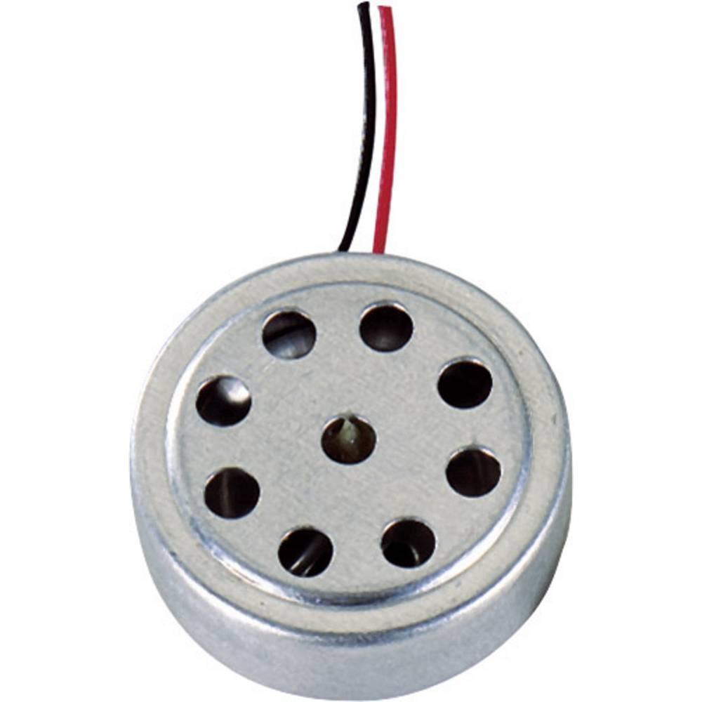 Mikrofon-kapsel Frekvensområde=50 til 15000 Hz 1209076