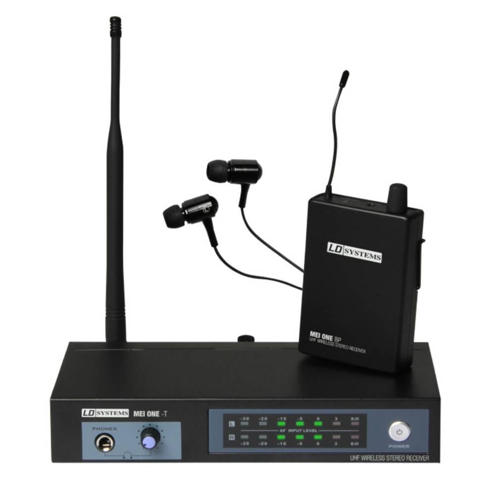 Ušesni monitoring sistem LD Systems MEI ONE 2