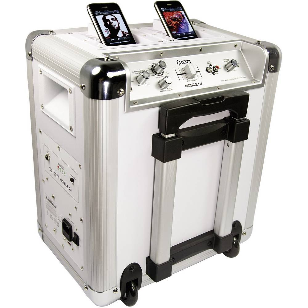 Ion Mini Mobile Dj Pa System From Conrad Electronic UK