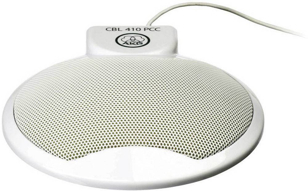 Stoječi mikrofon za govor AKG CBL410W žični