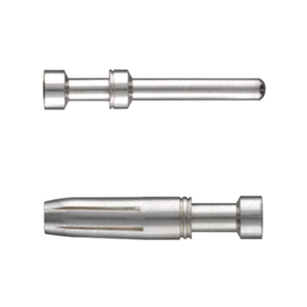 Objemni kontakt HDC-C-HE-SM0.75-1.00AG Weidmüller vsebuje: 100 kosov