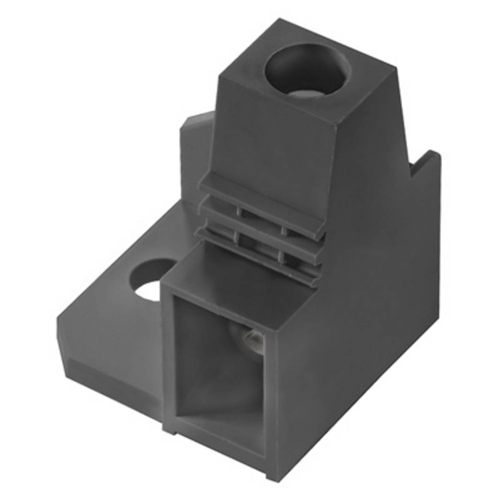 Skrueklemmeblok Weidmüller LXBL 15.00/01/90 4.5SN BK BX 25.00 mm² Poltal 1 Sort 20 stk