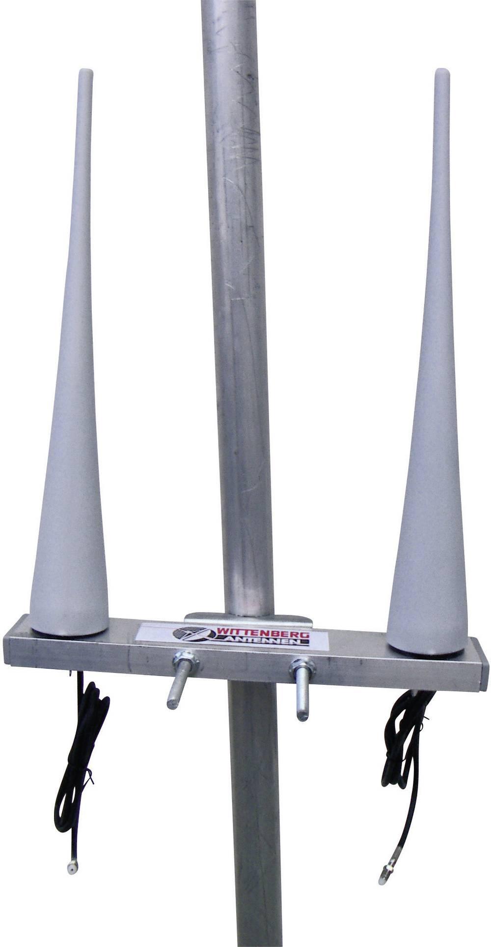 Enota z zunanjo anteno LTE zasprejem brezžičnega omrežja LTE, 800 MHz 102736 Wittenberg Antennen