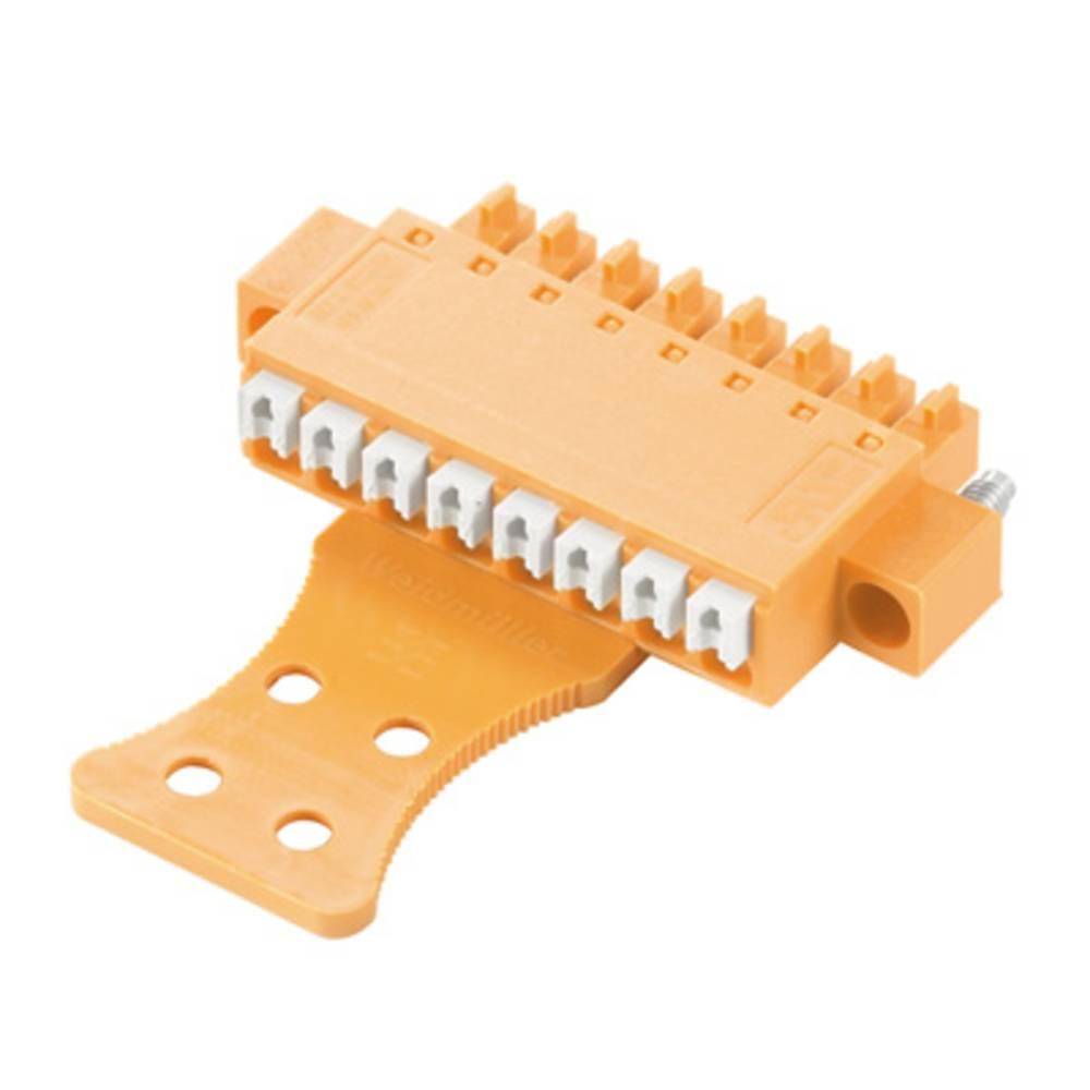 Vtični konektor za tiskana vezja Weidmüller 1236070000 vsebuje: 50 kosov