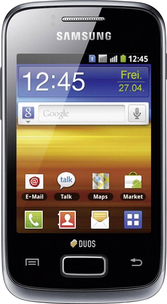 samsung s6102 galaxy y duos android 2 3 sim free smartphone from rh conrad com Samsung Galaxy Lite Samsung Galaxy Lite
