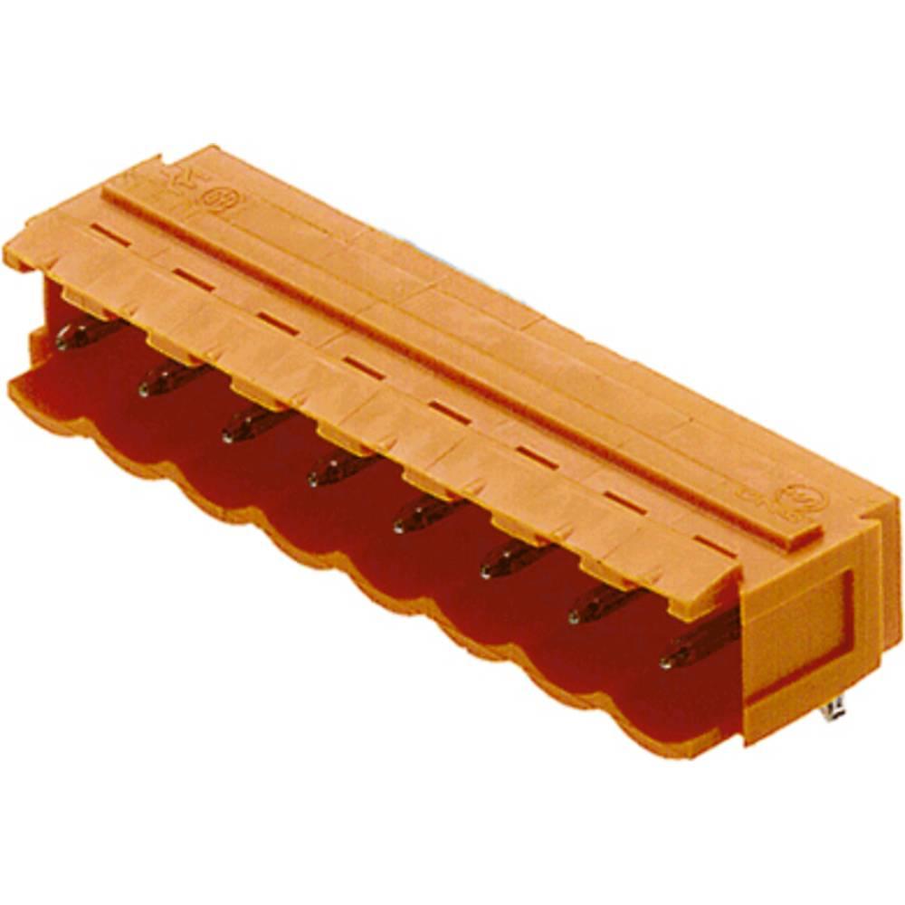 Pinski konektor (standarden) Weidmüller 1512060000, mere: 5.08 mm 20 kosov